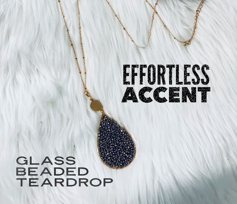 Effortless Accent Necklace