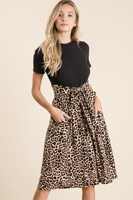 Cover Story Midi Dress