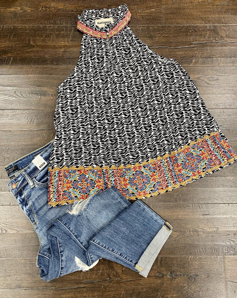 All That Style Top