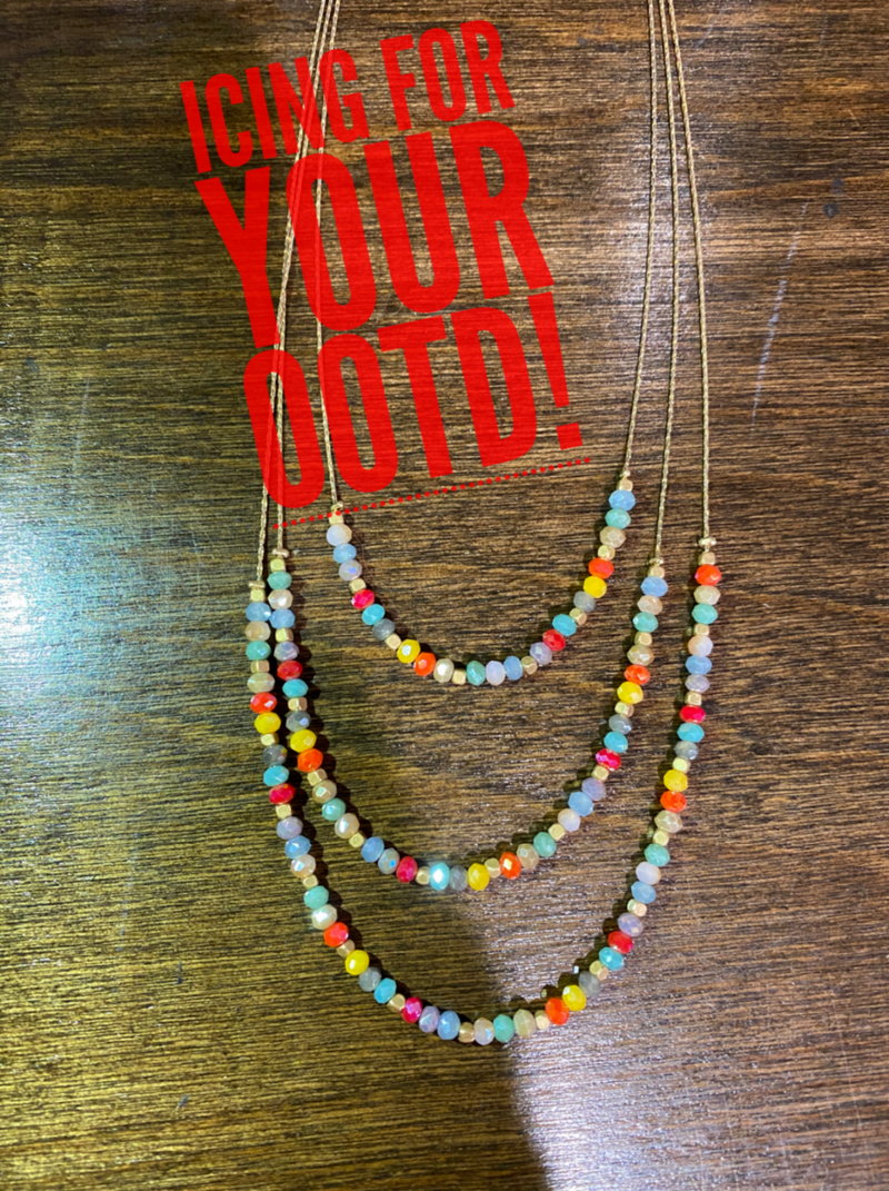 Hard to Forget Necklace