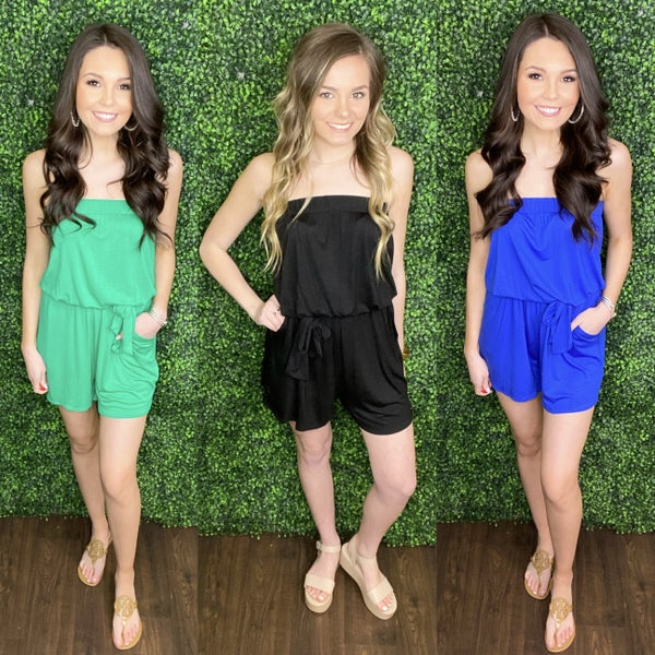 Sunny Situation Romper