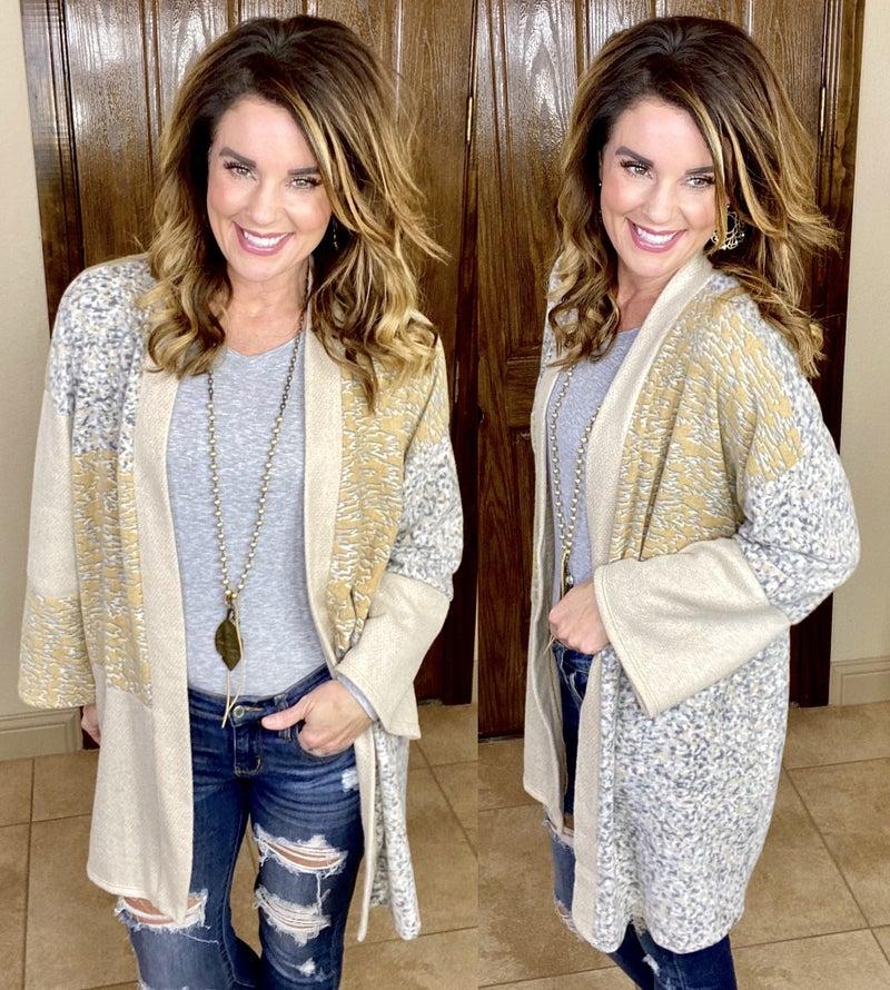 Marlowe Kimono Cardigan