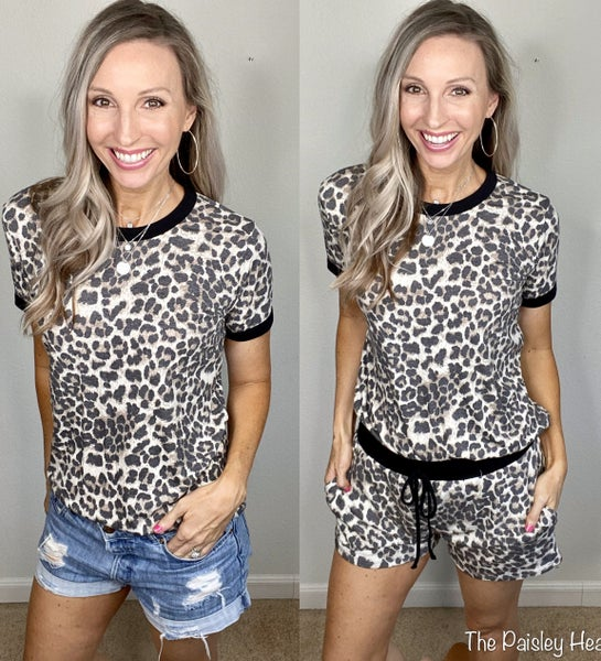 Let's Talk About Meow Comfy Top - LMTD STOCK!!