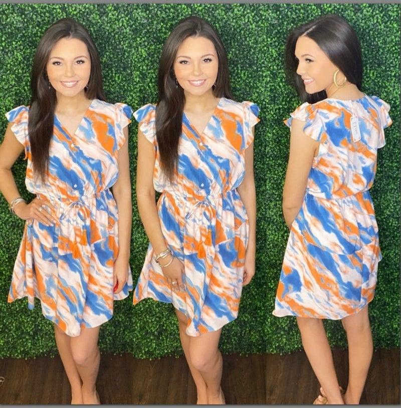 Tie Dye Lovin' Dress