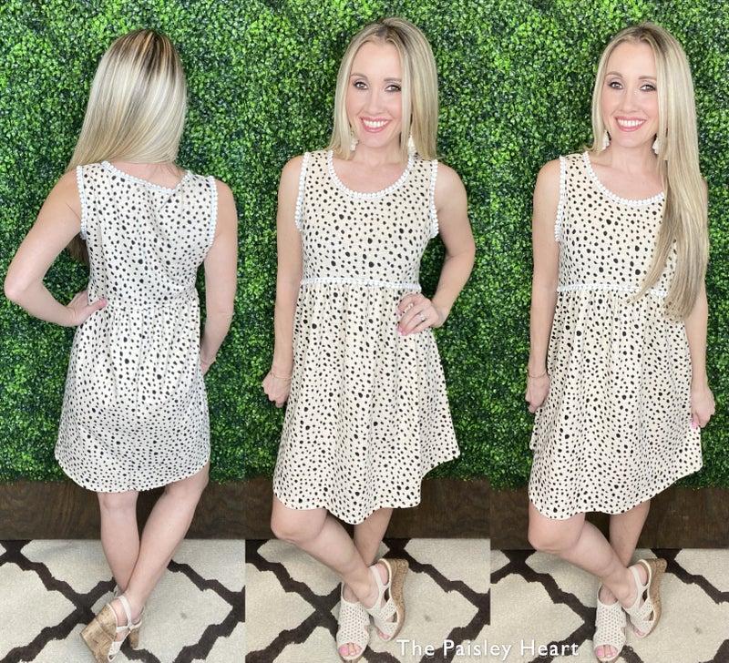 Pretty & Playful Dress
