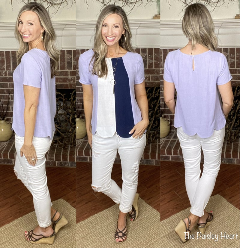 Charming Intuition Top