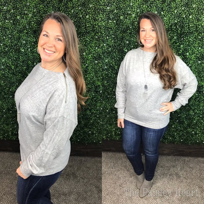 Style Revival Dolman Top