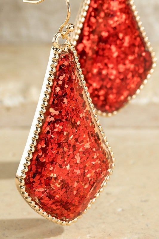 Bringing the Party Marquise Earrings