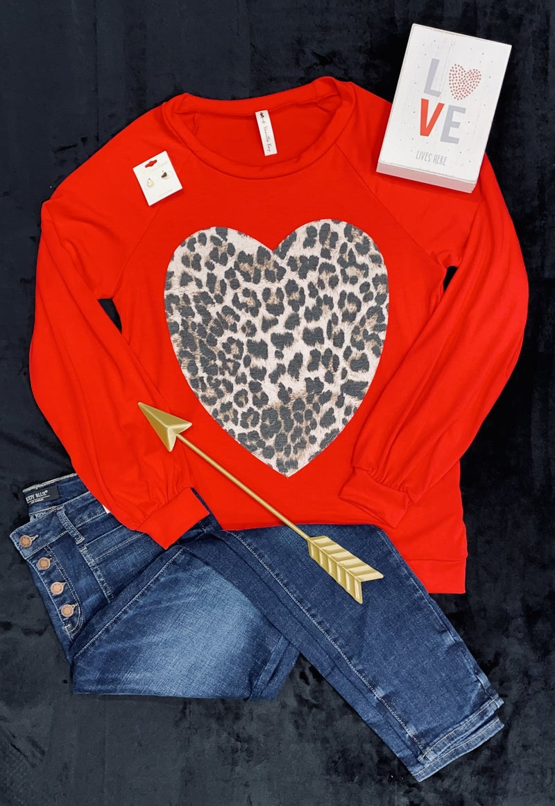 Wild At Heart Top