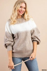 Fire Side Sweater