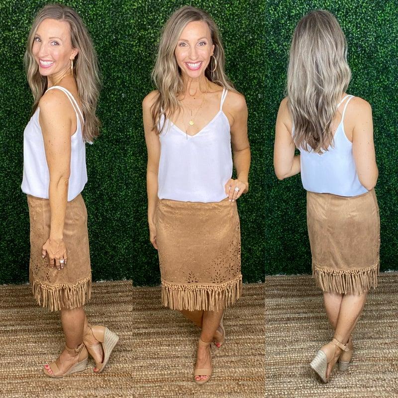 Fun & Fringe Skirt