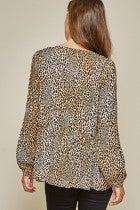 Wildly Fierce Leopard