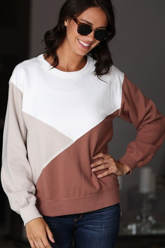 Coffee Shop Pullover
