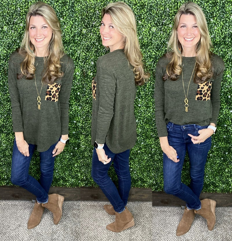 Wildly Comfortable Pocket Tunic