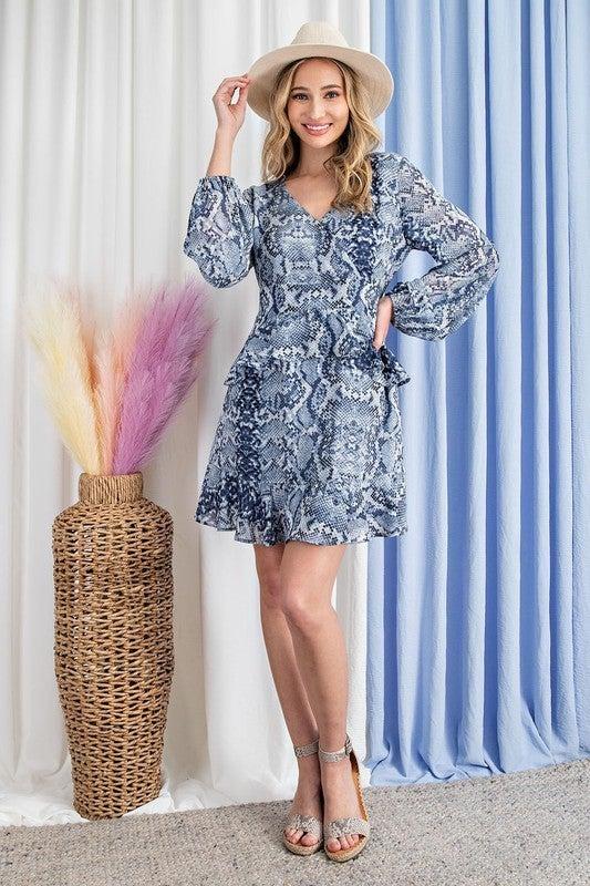 Wild & Feminine Dress