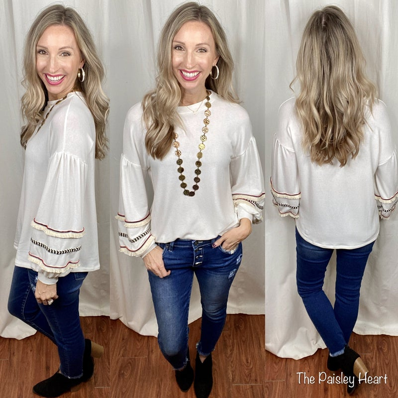 Embellished for Fall - LIMITED STOCK!