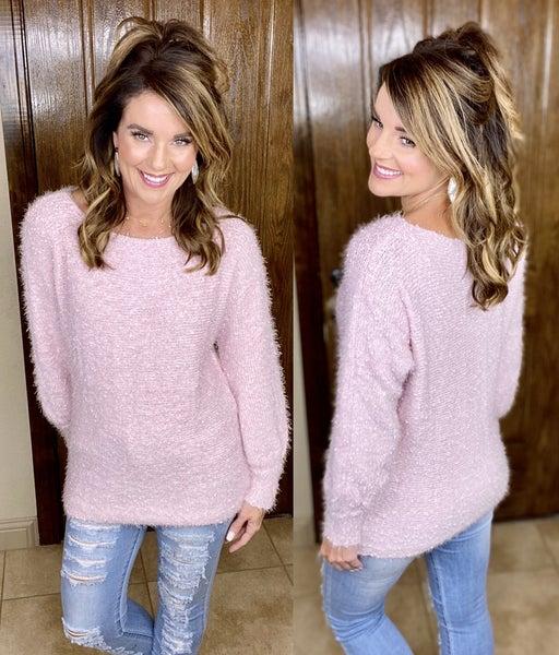 Softer Side Long Sleeve Lightweight Sweater