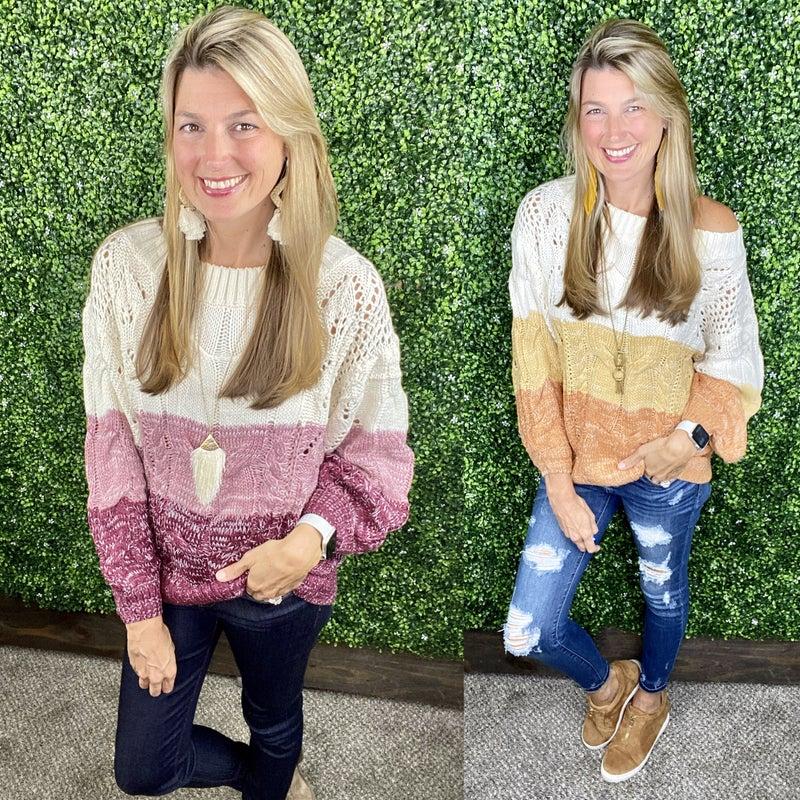 Joyful Soul Sweater