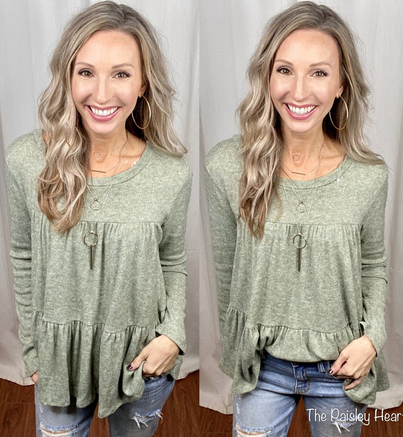 Lily Pad Top