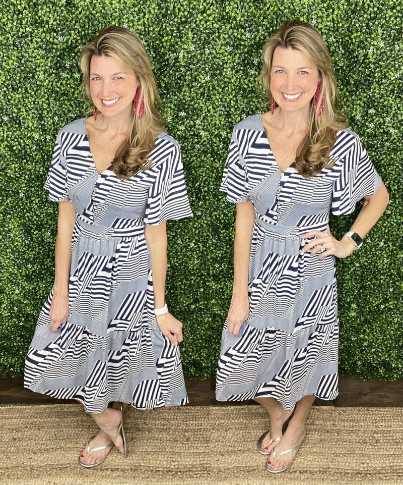 Daring Heart Dress