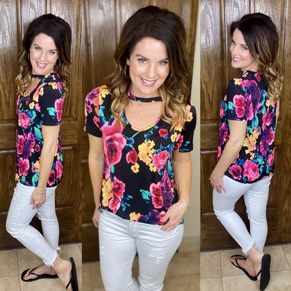 Dreamin' in Floral