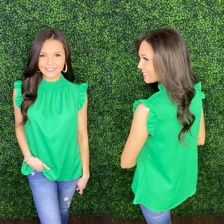 Sophisticated Chic Top