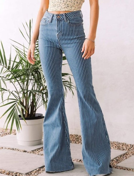 Judy Blue High Rise Super Flare Jean: LIMITED EDITION!
