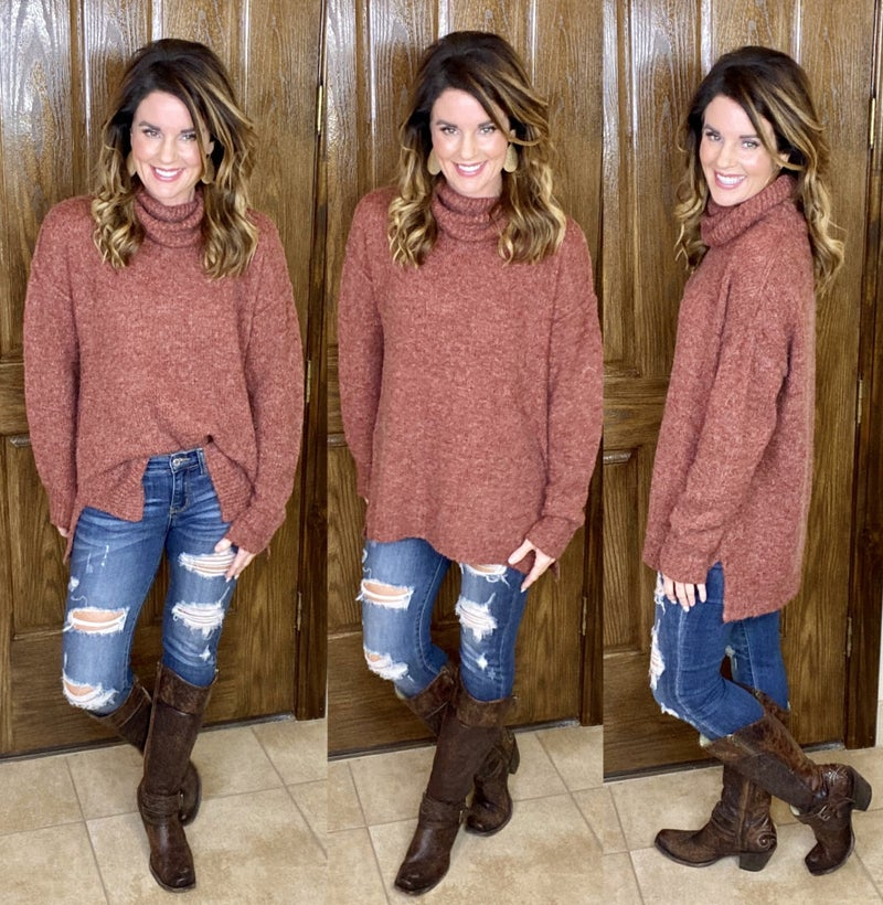Chilly Charms Sweater