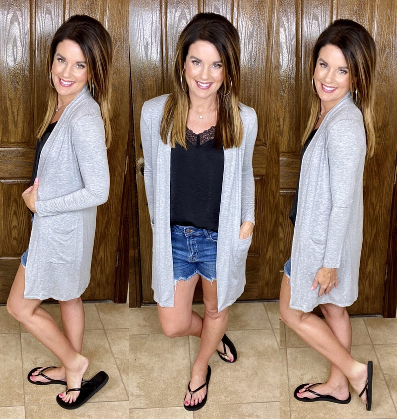 Summer Lightweight Cardigan