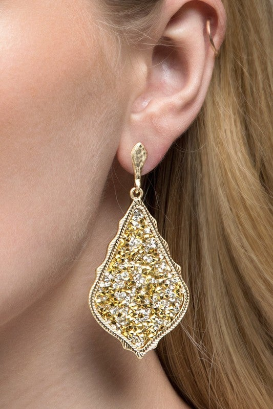 Exceptional Style Designer Inspired Earrings