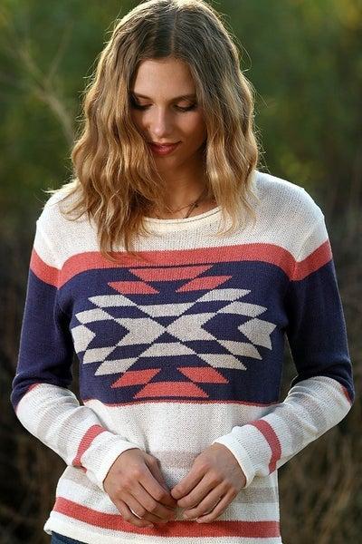 Love My Tribe Sweater