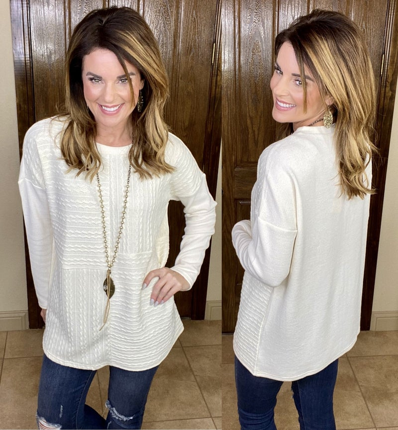 A Sophisticated Feeling Sweater