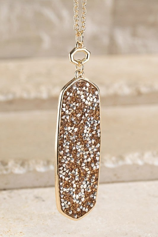 Razzy Pendant Necklace