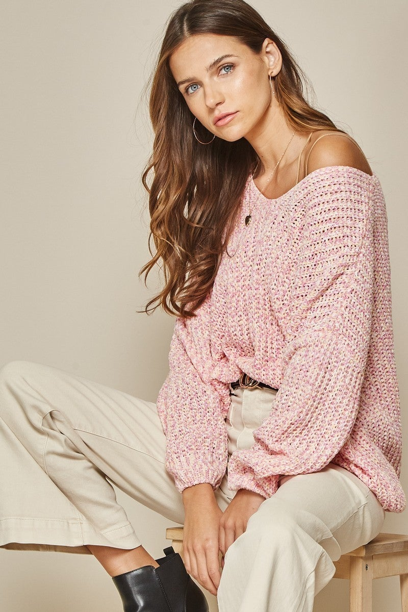 Find You There Knit Sweater