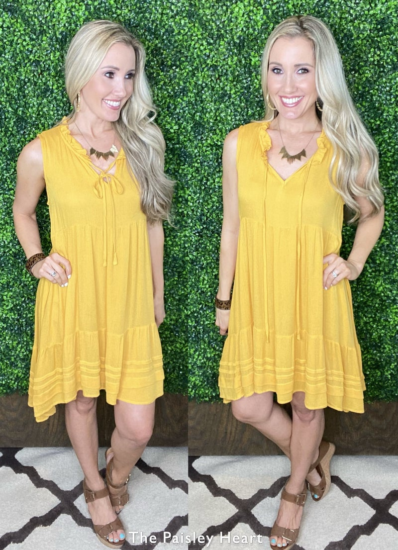 Sweet In The City Dress