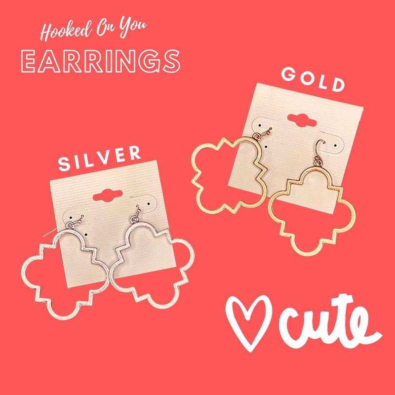 Hooked On You Earrings