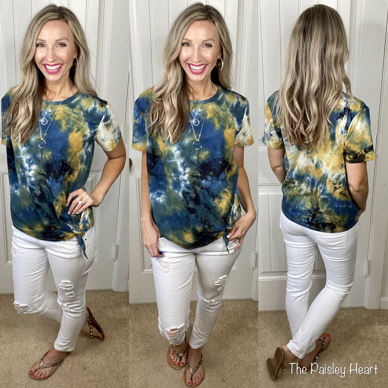 Trendy Tie Dye - LIMITED! No Restock!