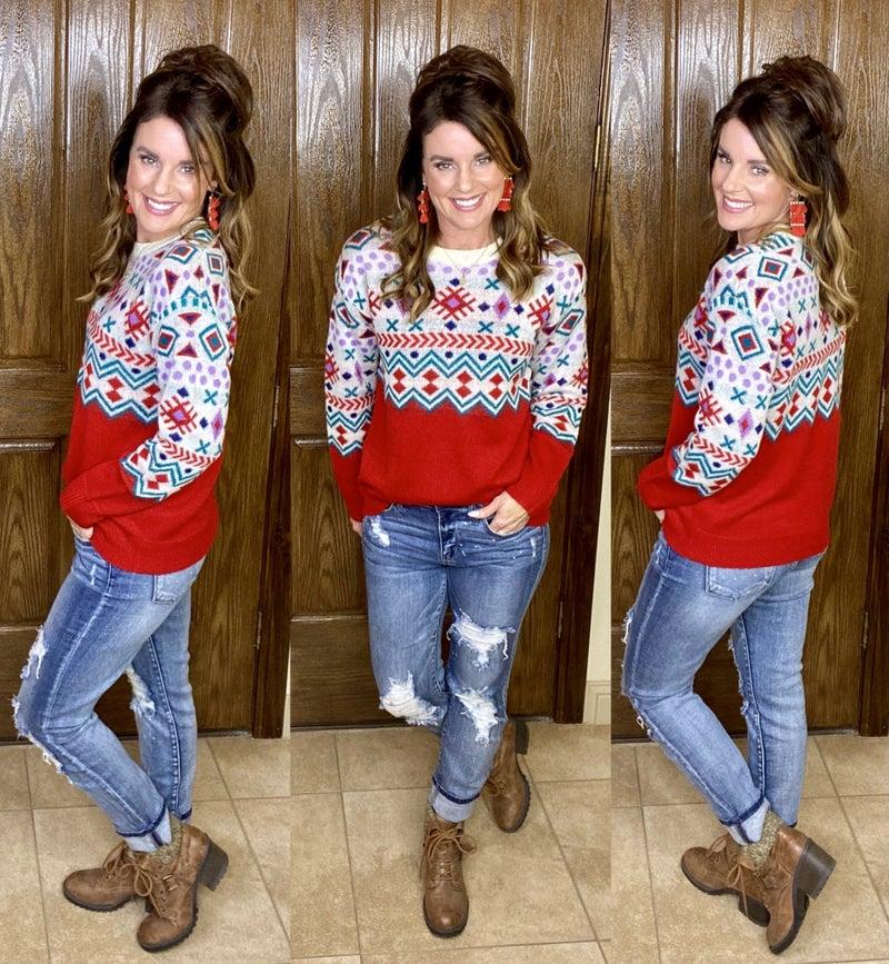 Winter Daze Sweater