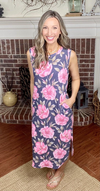 Jewell Maxi Dress