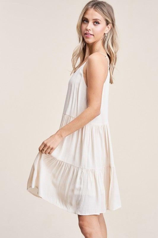 Evie Tank Dress - NEW SAGE COLOR!