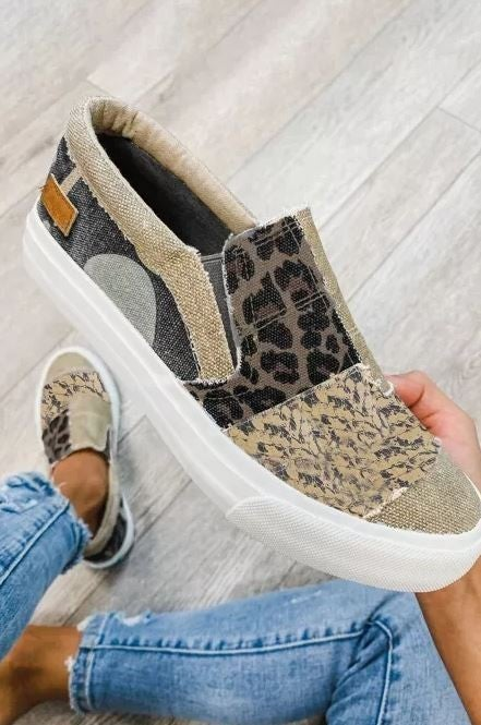 Mixed Love Shoes