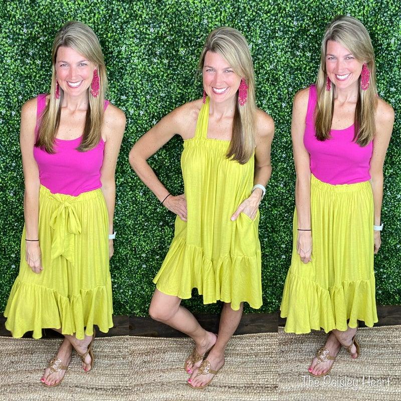 Styled Life Dress OR Skirt!!