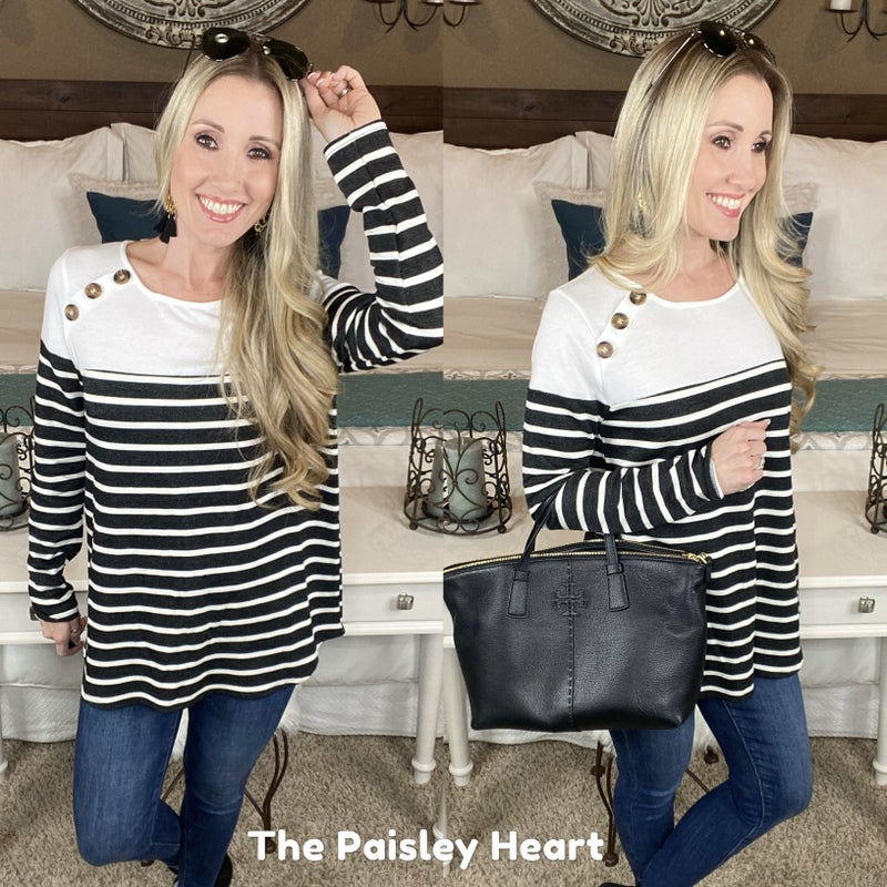 Belladonna French Terry Top