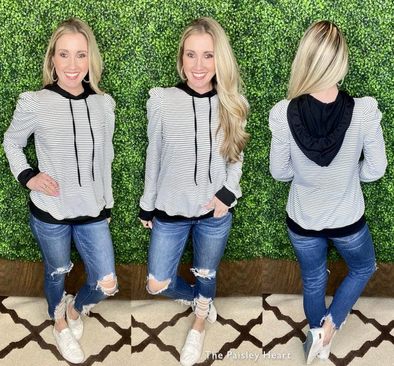 Feminine Favorite Pullover