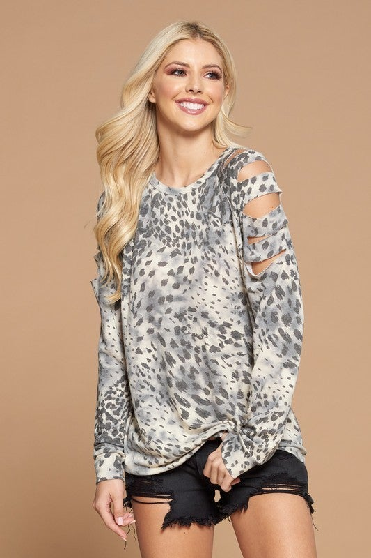 A Touch of Sass Top