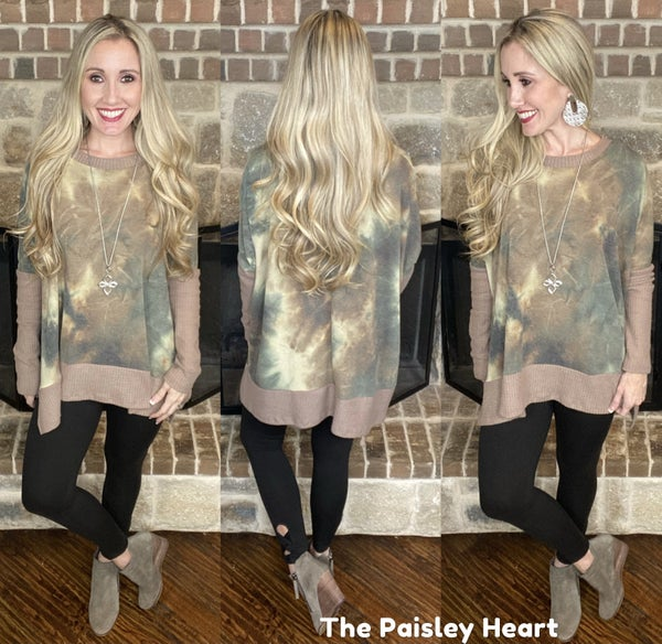 Stylish Minds Pullover Tunic