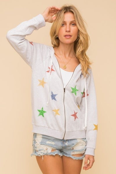 Star Of The Show Jacket