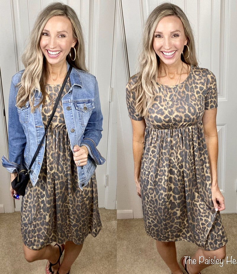 Wildly Comfortable Dress
