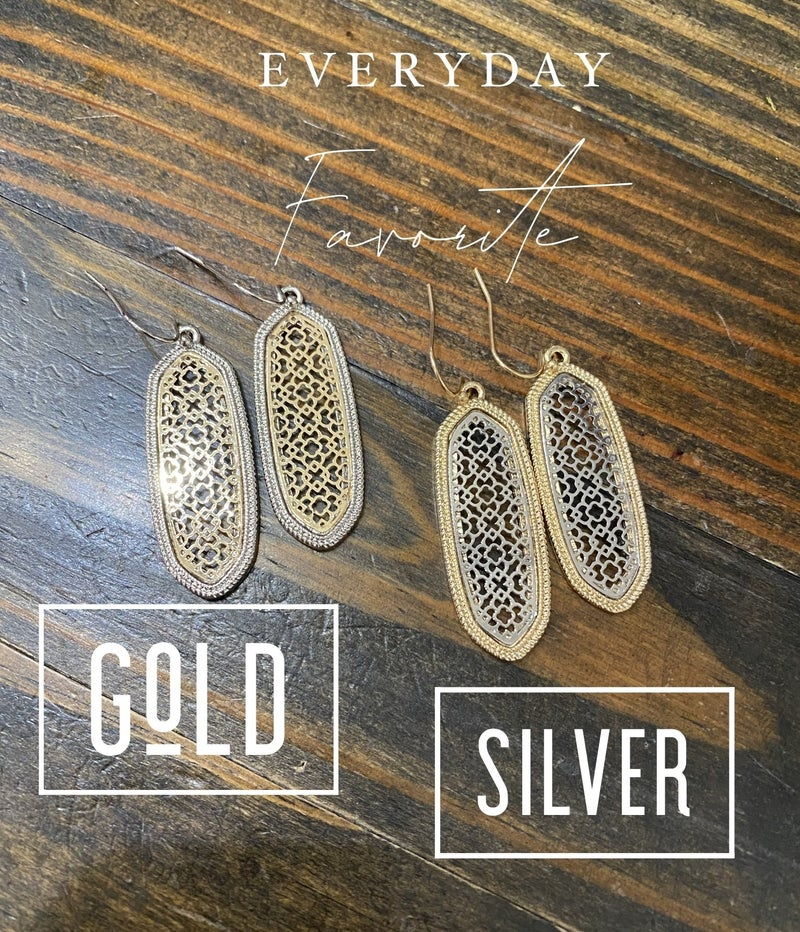 Everyday Favorite Earrings