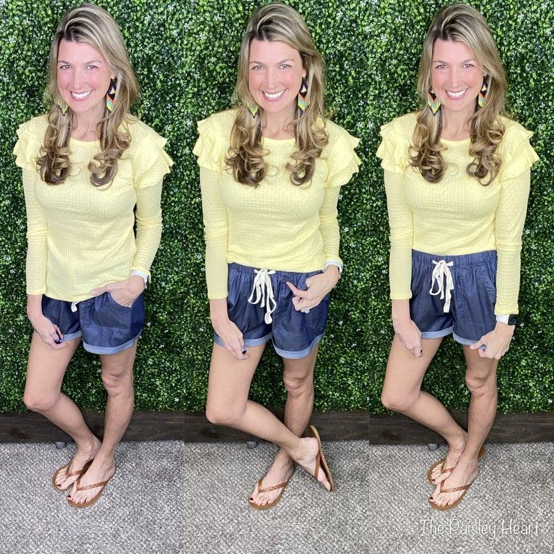 Allene Shorts
